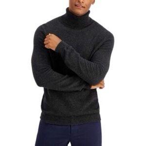 Tasso Elba Men's Cashmere Turtleneck Sweater